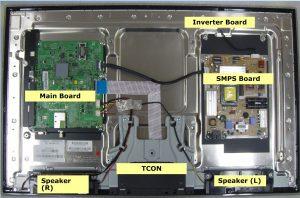 تعمیرات تخصصی انواع تلویزیونهای LED . LCD . PLASMA